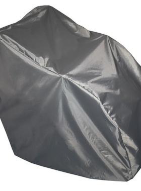 椅防尘罩盖巾罩子布艺荣泰防晒防水遮阳通用定制防抓刮按摩椅套罩