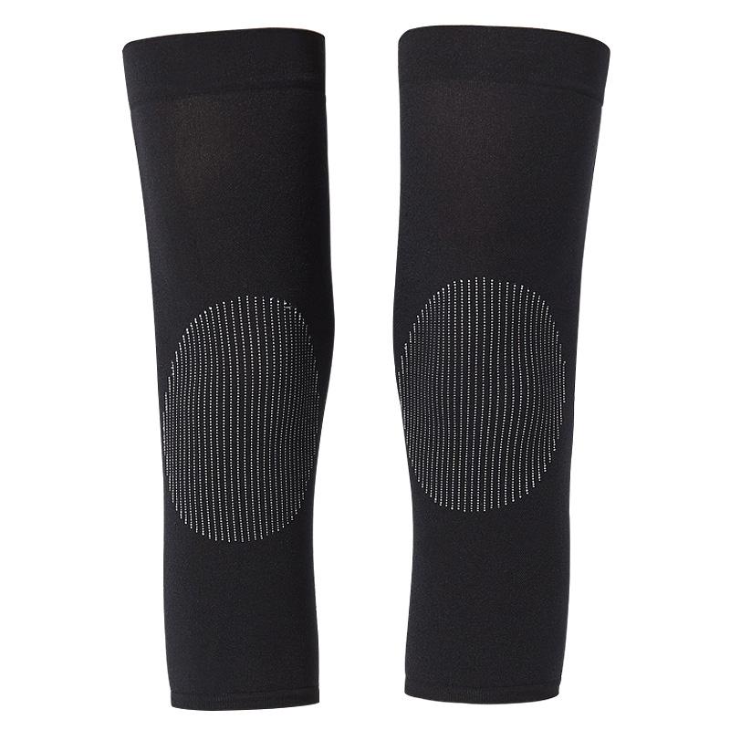 恒源祥护膝盖保暖夏天防滑空调超薄护套