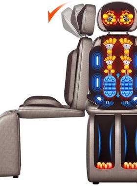 多功能沙发椅垫豪华全身直导轨按摩椅H小腿加热电动老人手机APP。