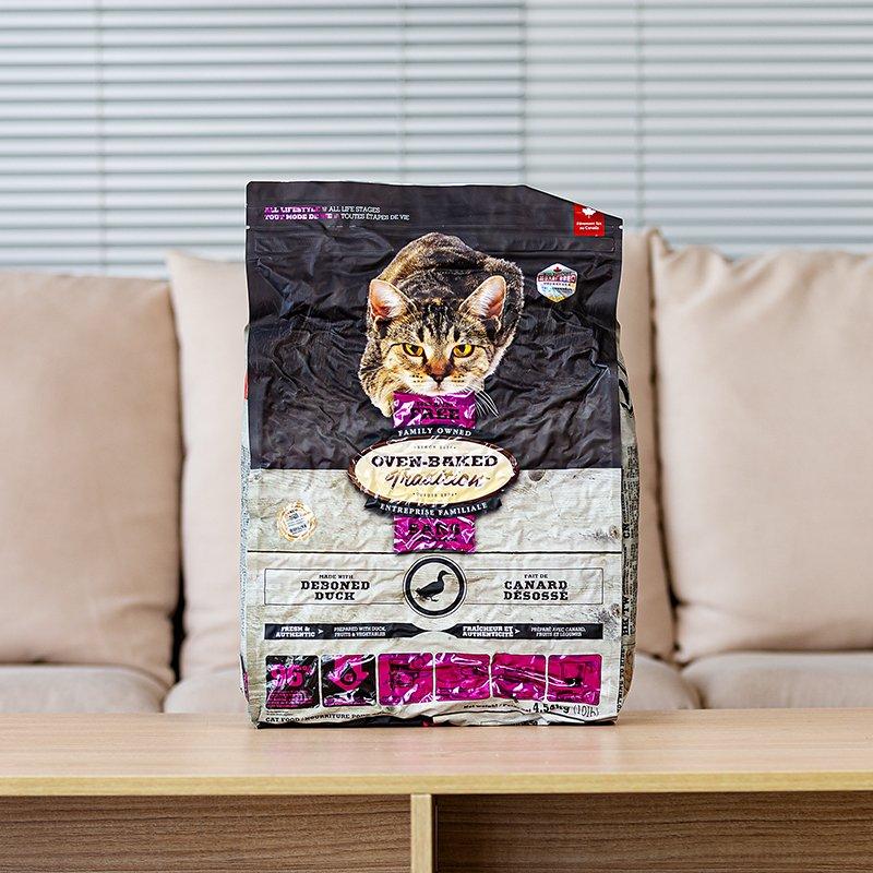 PETINN加拿大猫粮无谷鸭肉营养全猫2/5/10磅优惠券