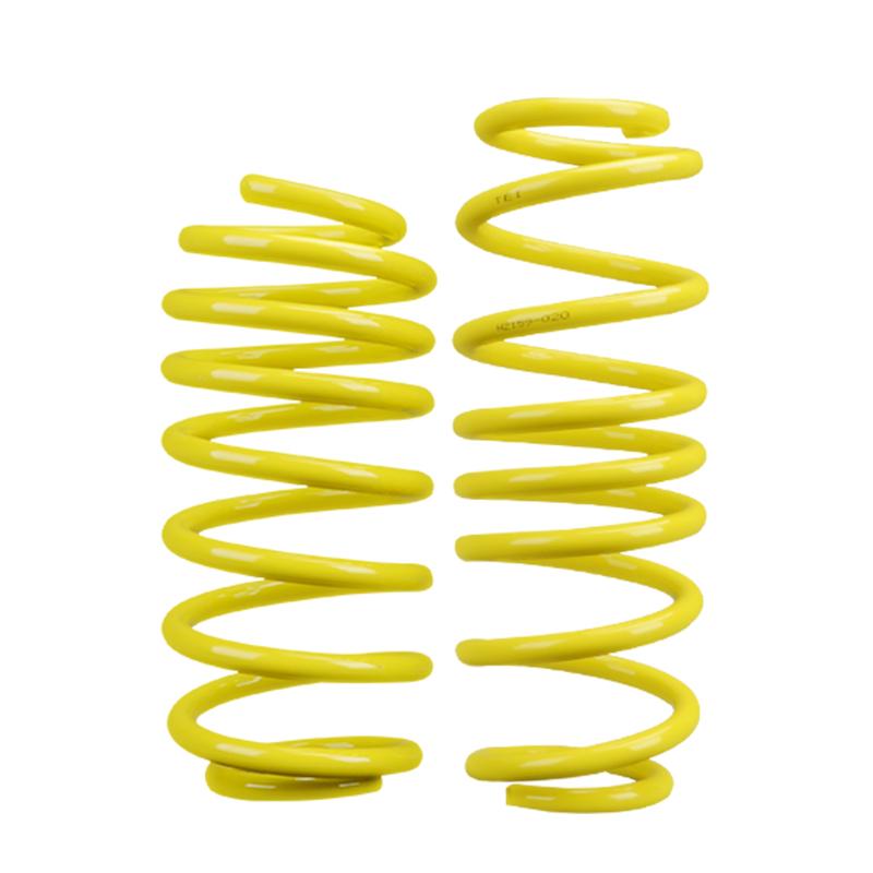 TEI 短弹簧汽车弹簧减震器短簧改装悬挂绞牙避震降低车身提升操控