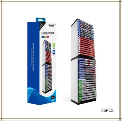 dobe架支架盒switchns收纳游戏ps5ps4proone碟片光盘配件。