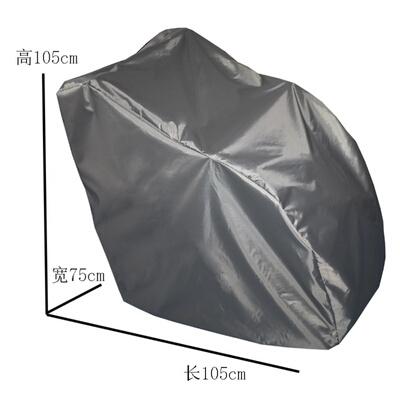 遮盖防水防晒全包式布套可洗耐磨布盖布按摩椅套罩包套家用防抓。