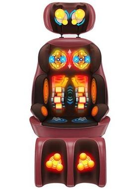 中国。按摩椅按摩椅家用全身语音豪华动型多功智新款自小太空老。