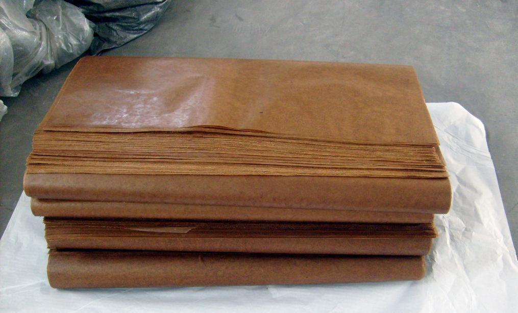防锈纸/包装油纸/石蜡纸/机器零件包装纸/工业用纸/金属五金包装