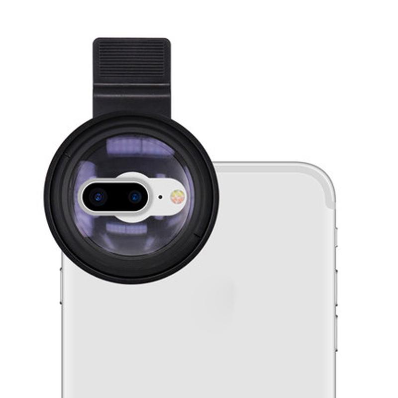 手机微距镜头高清专业珠宝钻石首饰细节放大拍睫毛华为通用摄像头