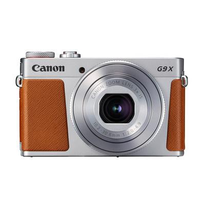 佳能 PowerShot G9 X Mark II 微反数码照相机便携复古风景G9X2 - 图0
