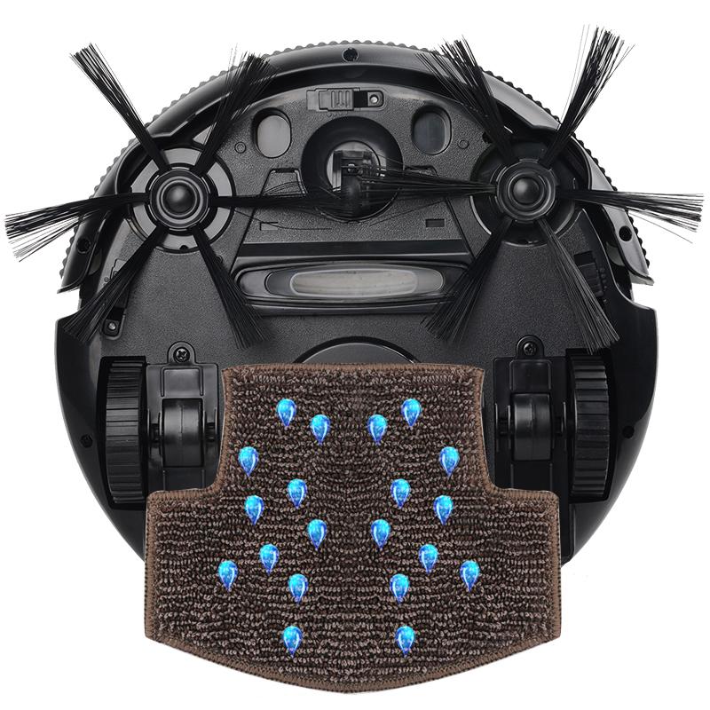 扫地机器人吸尘器全自动一体机超薄智能拖地机擦地机帮手家用卧室