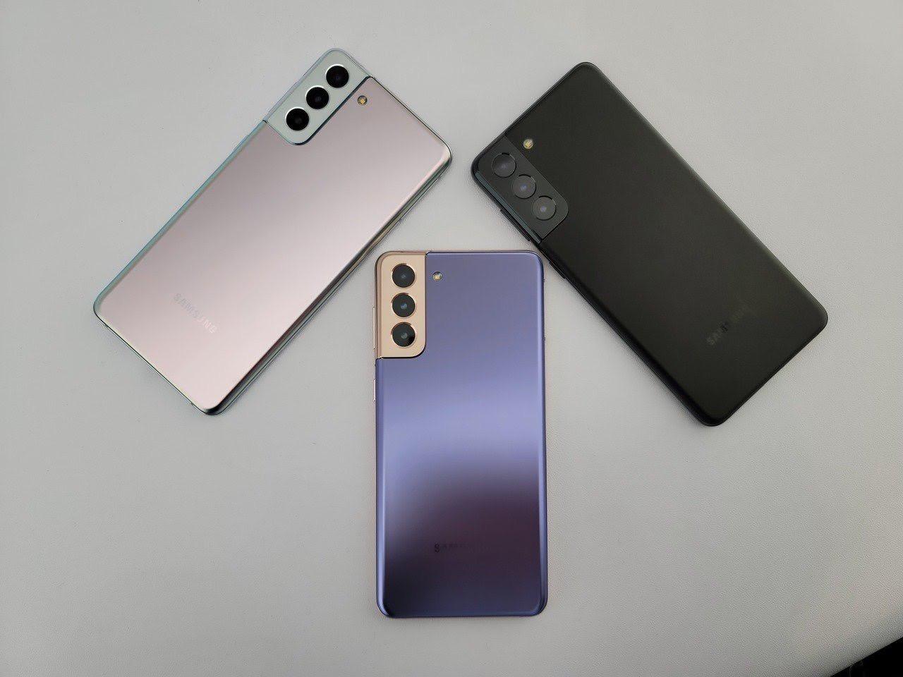 现货发售 手机 5G 港版港行 S21Ultra 5G S21 Galaxy 三星 Samsung
