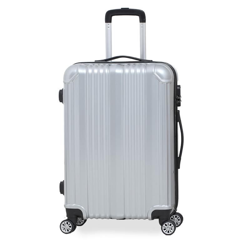 寸硬箱 24 20 学生密码箱包 男女万向轮旅行箱 拉杆箱 abs 行李箱韩版