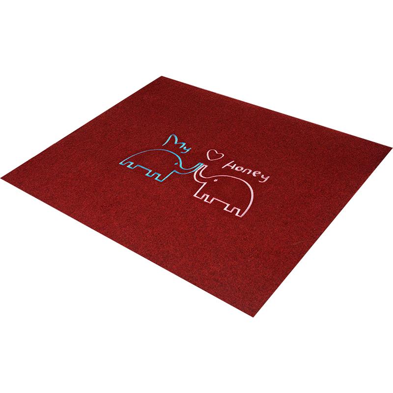 地垫门垫进门入户门厅门口脚垫卧室浴室吸水防滑垫子家用厨房地毯