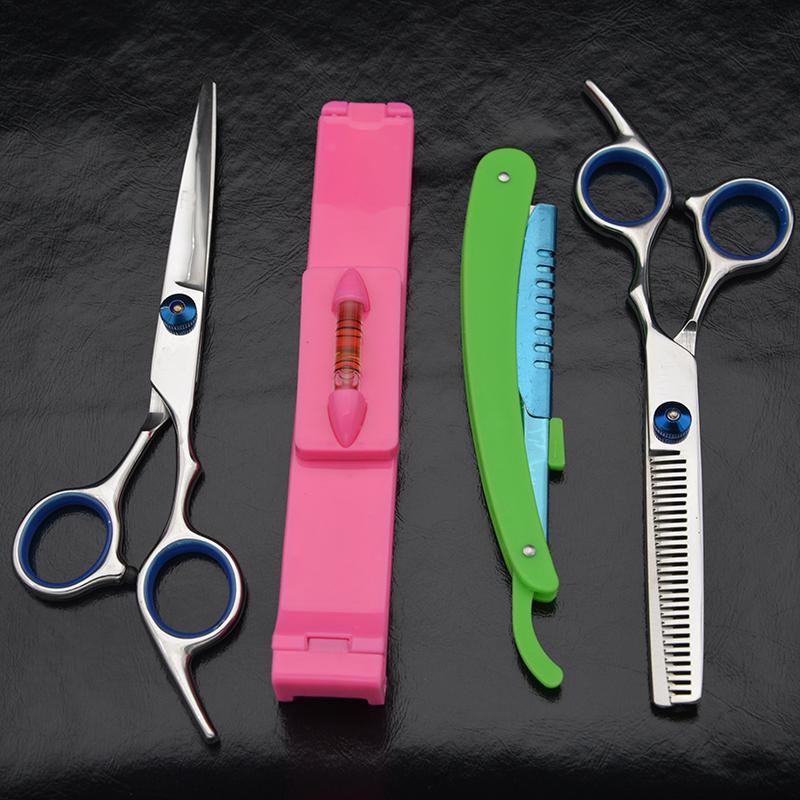 专业理发剪刀美发剪平剪牙剪成人儿童刘海神器打薄剪头发工具套装