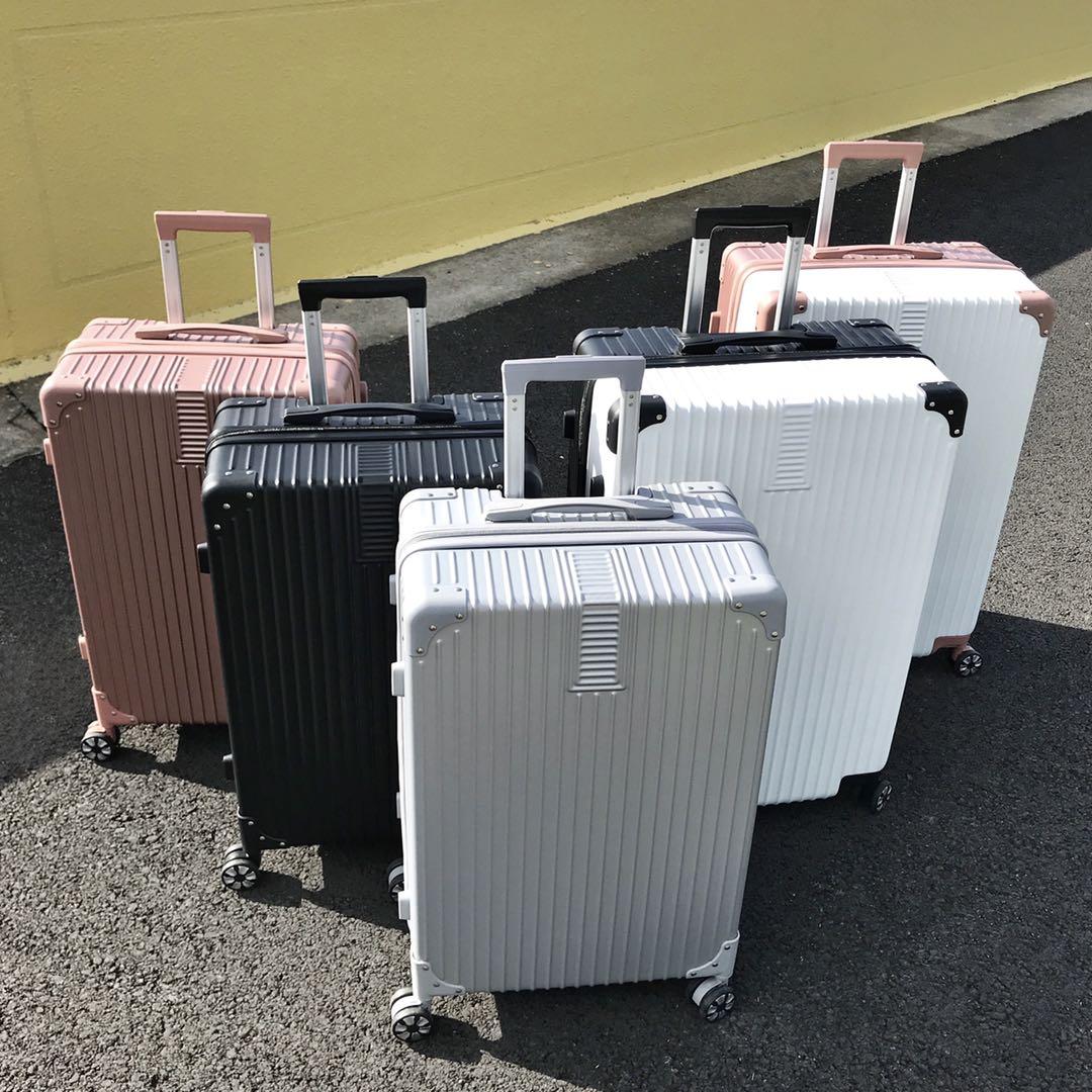 学生拉杆箱万向轮女24寸旅行箱男旅游箱子母行李箱28寸手拉箱皮箱