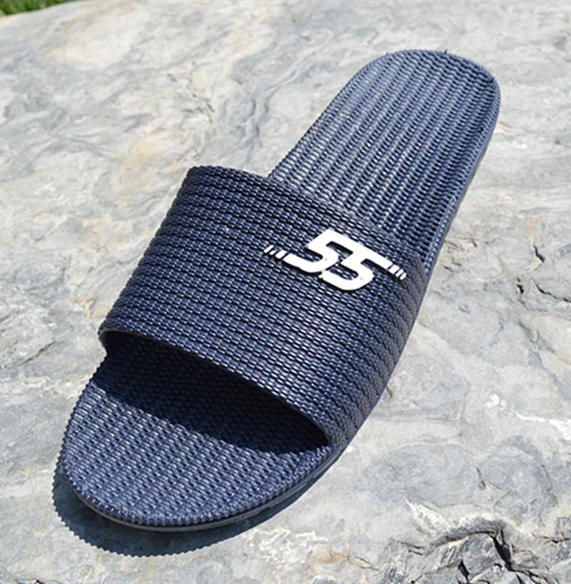 大码男49拖鞋夏季48一字拖鞋软底防滑浴室加厚跟加大号47凉拖鞋46