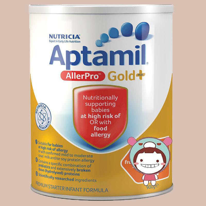 澳洲可瑞康爱他美Allerpro深度水解防过敏防腹泻奶粉I