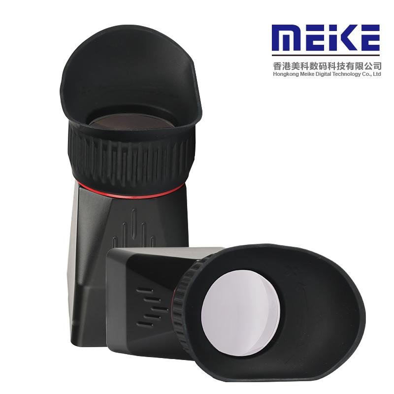 美科MK-VF100A顯示屏取景器遮光眼罩光學鍍膜快速拆卸單反相機