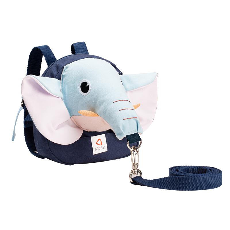 儿童防走失背包宝宝安全带牵引绳防丢失遛小孩书包防丢绳溜娃神器