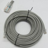 UTP cable outdoor waterproof sun 10m15m20m30m40m50m100 meter 8 core computer line broadband network