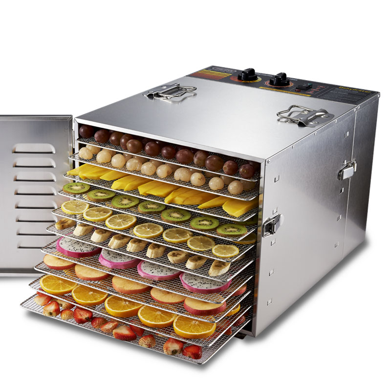 心驰烘干机食品家用干果机 蔬菜腊肉香肠药材水果脱水 食物风干机
