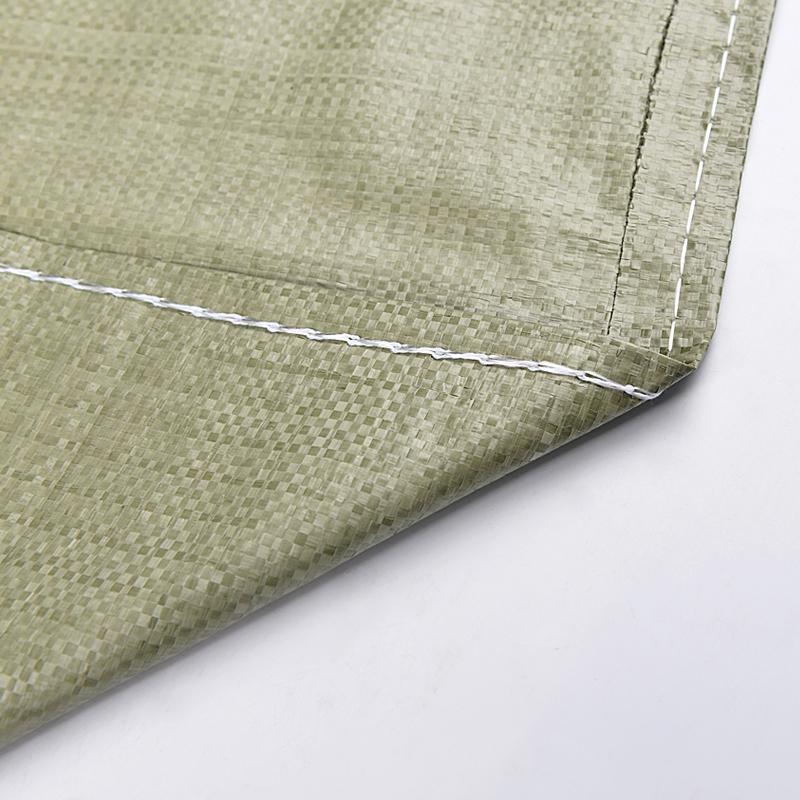 超大灰绿色编织袋批发 蛇皮袋 包裹打包袋搬家快递建筑物流包装袋