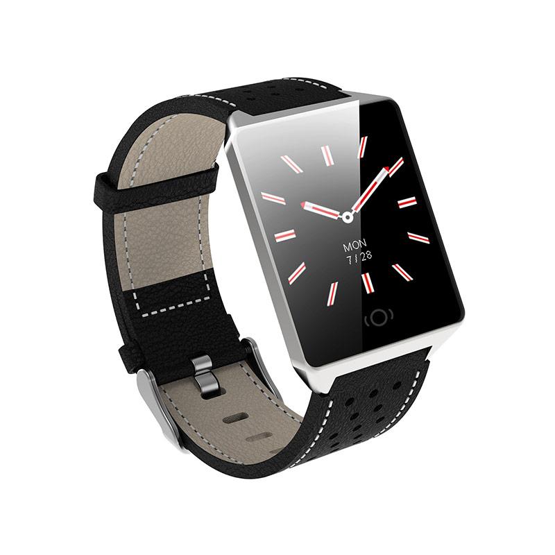 触屏手表男女品牌大全皮带款方形抖音黑科技小米创意智能国表 led