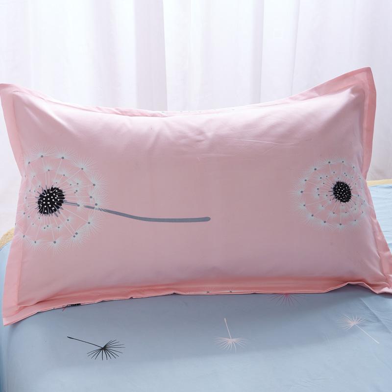 伊心爱枕套包邮 枕套单人枕头套床上用品一对拍 二