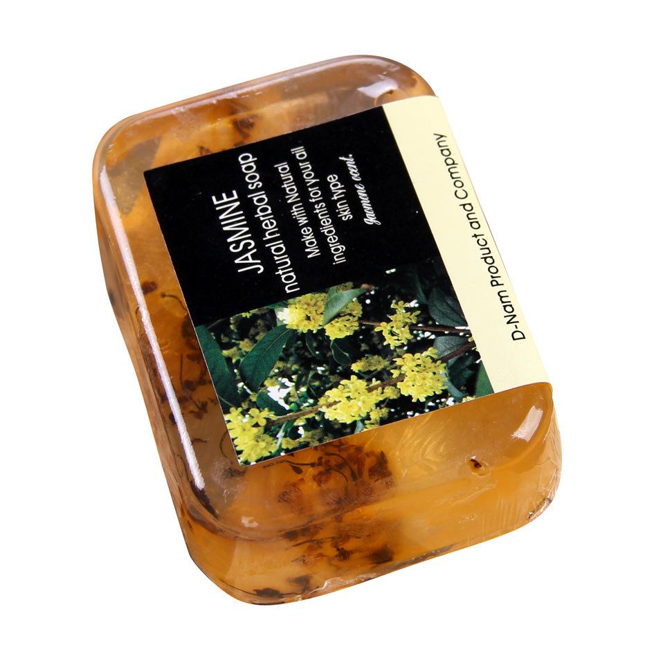 泰国天然手工皂植物花瓣透明精油香皂洁面沐浴洗澡去油万能皂男女