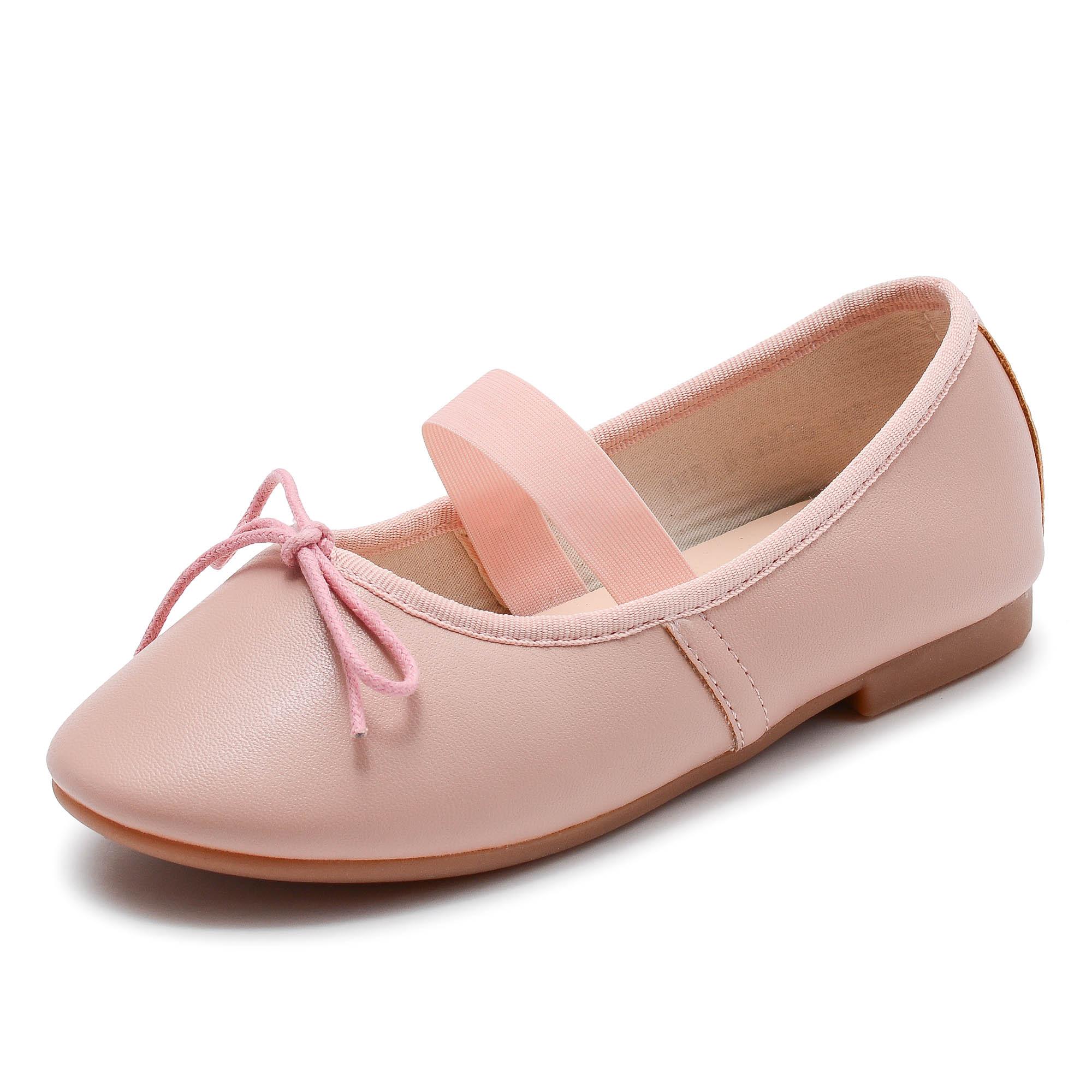 天天特价女童公主鞋春款2017新款宝宝秋季豆豆鞋4-16岁奶奶鞋子潮