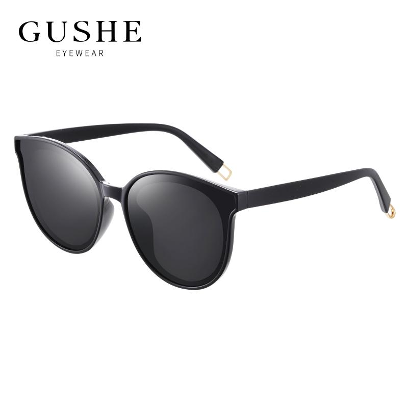 GM偏光太阳镜女明星同款2020新款眼镜韩版潮网红街拍墨镜防紫外线 - 图3
