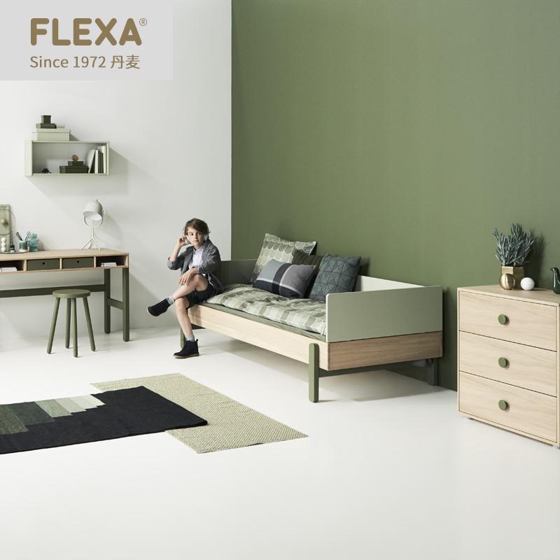 FLEXA/芙莱莎 儿童单人床套餐POPSICLE系列