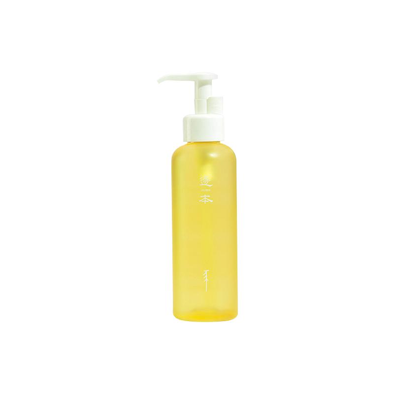 150ml 深层温和清洁眼唇彩妆脸部敏感可用 SPA 逐本植物卸妆油 128 原