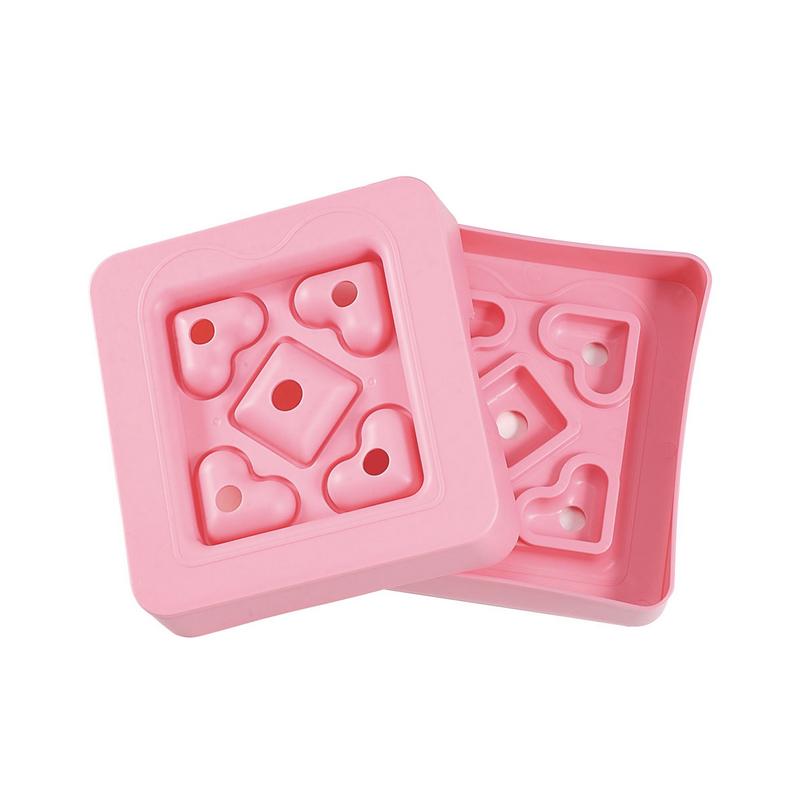 日式爱心形迷你三明治模具吐司面包便当蛋糕DIY儿童食物模具