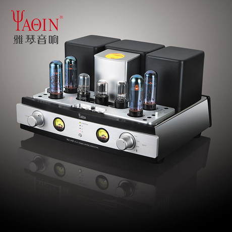 Yaqin Ms 34b Fever El34 Imported Electronic Board Combined Push Pull Hifi Bluetooth Amplifier New Product