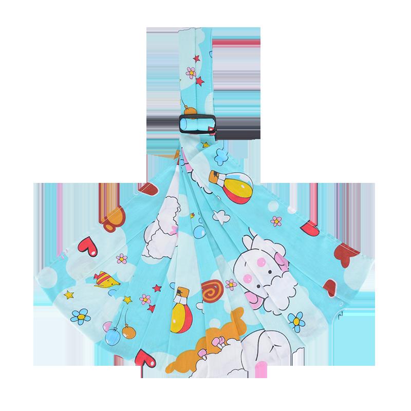 婴儿背带前抱式小孩背带抱带多功能婴儿背巾初生新生儿横抱式简易
