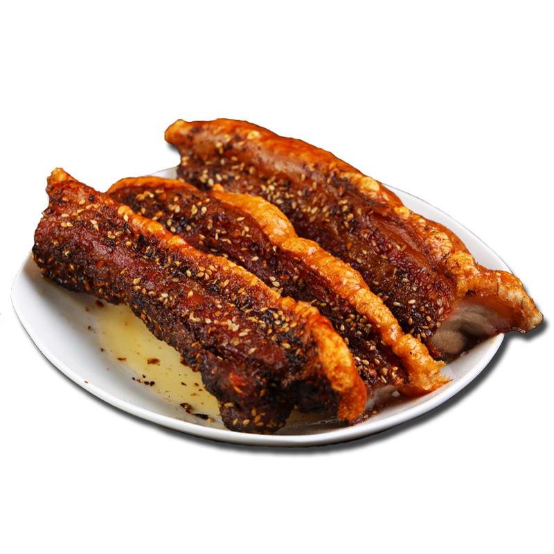 重荣脆皮五花肉 烤肉 猪肉熟食即食正宗特产美食舌尖网红小吃零食 No.4