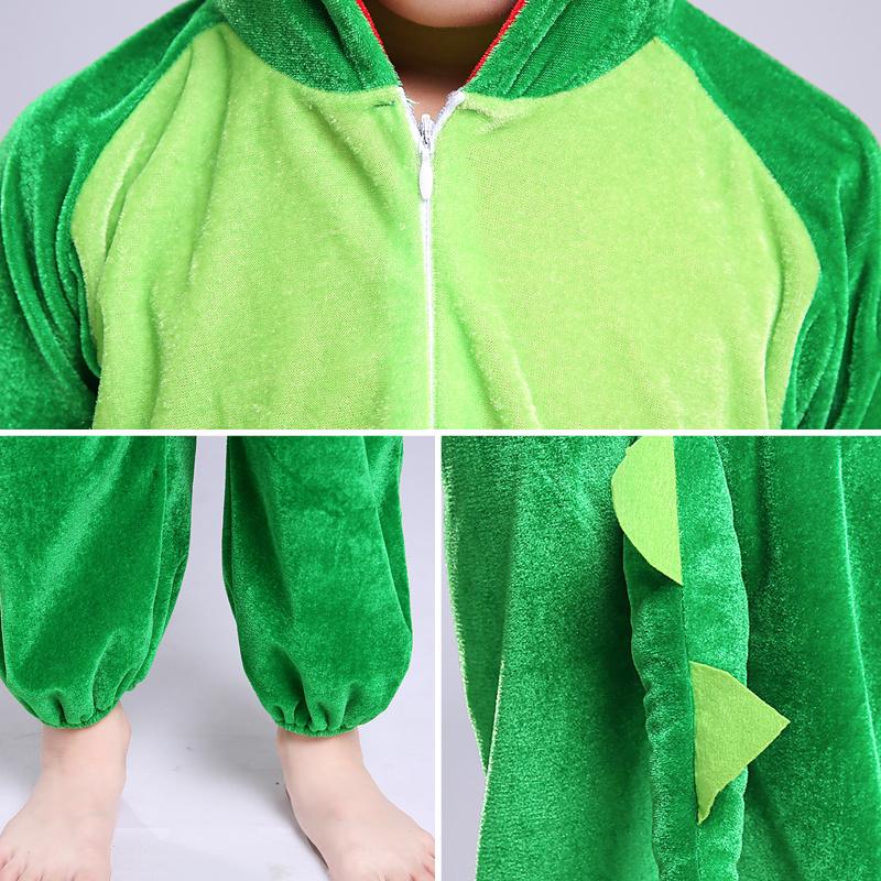 六一儿童动物演出服装幼儿园恐龙服装男女童狼小兔青蛙鸡表演衣服