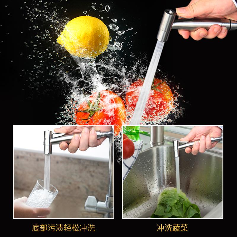 不锈钢加厚手工水槽双槽厨房洗菜盆单洗碗水池家用套餐 304