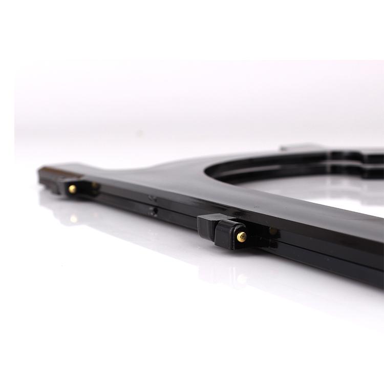 亚克力盘子支架装饰盘托架 展示盘架盘托架托盘架 照片底座相框架