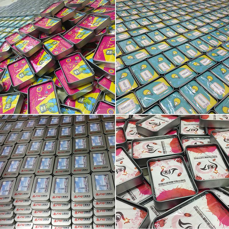 夏科卡片u盘8g定制logo婚庆个性创意招投标书企业卡式薄名片式批发批量小容量优盘diy女学生卡通礼品广告订做