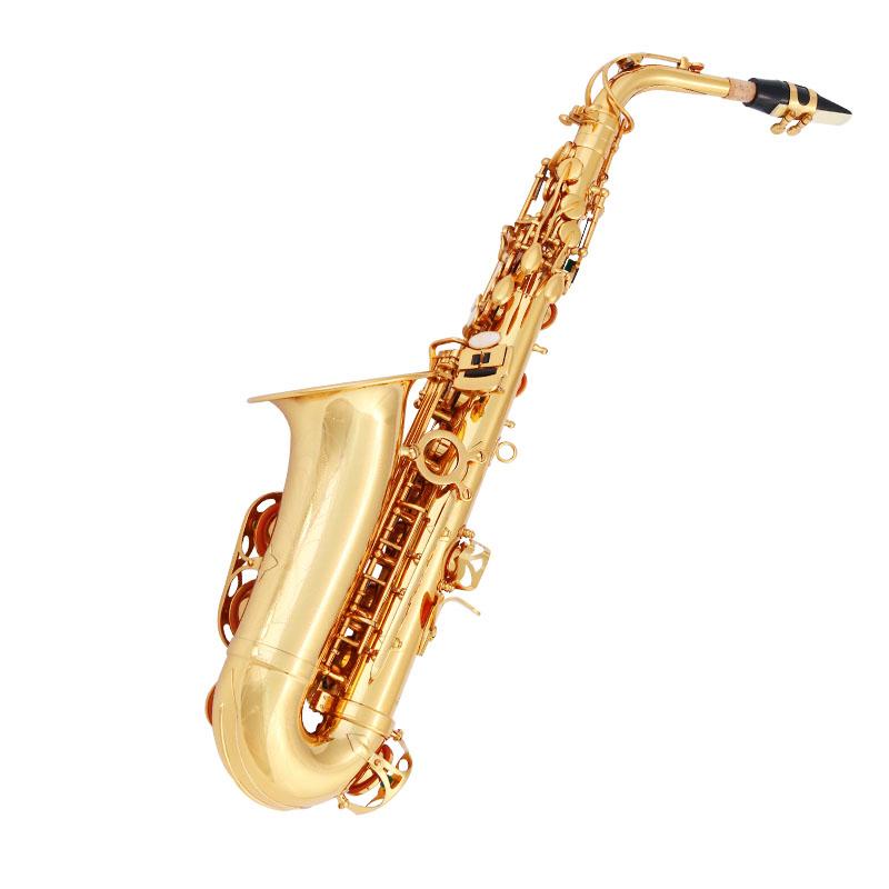 管乐器初学专业演奏 调中音萨克斯风 E 德国墨菲特双筋加固萨克斯降