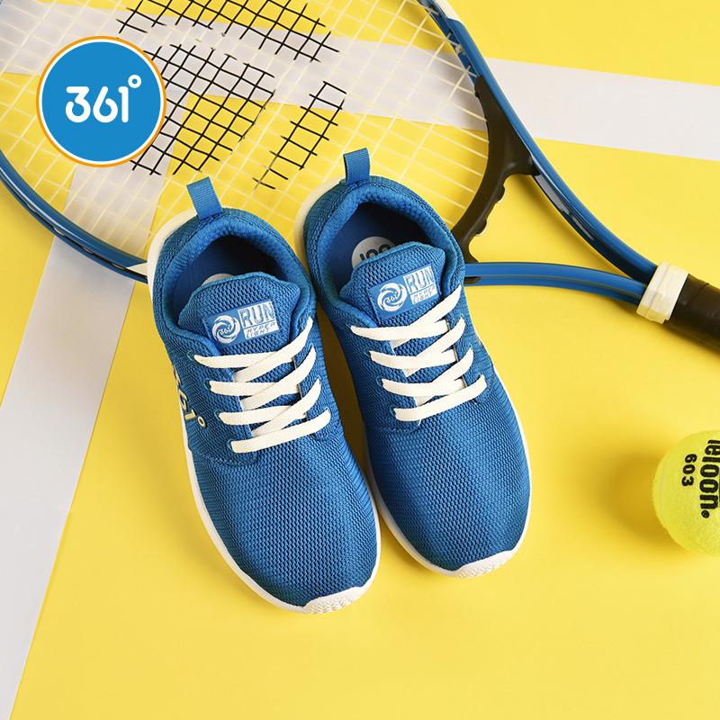 361儿童运动鞋女童鞋男童透气网面跑步鞋中大童小学生运动休闲鞋