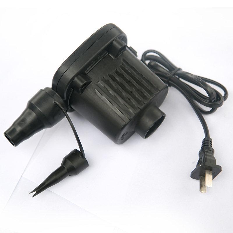 婴儿游泳池专用两用电泵 充气泵 快速 电动充气泵 抽吸气泵