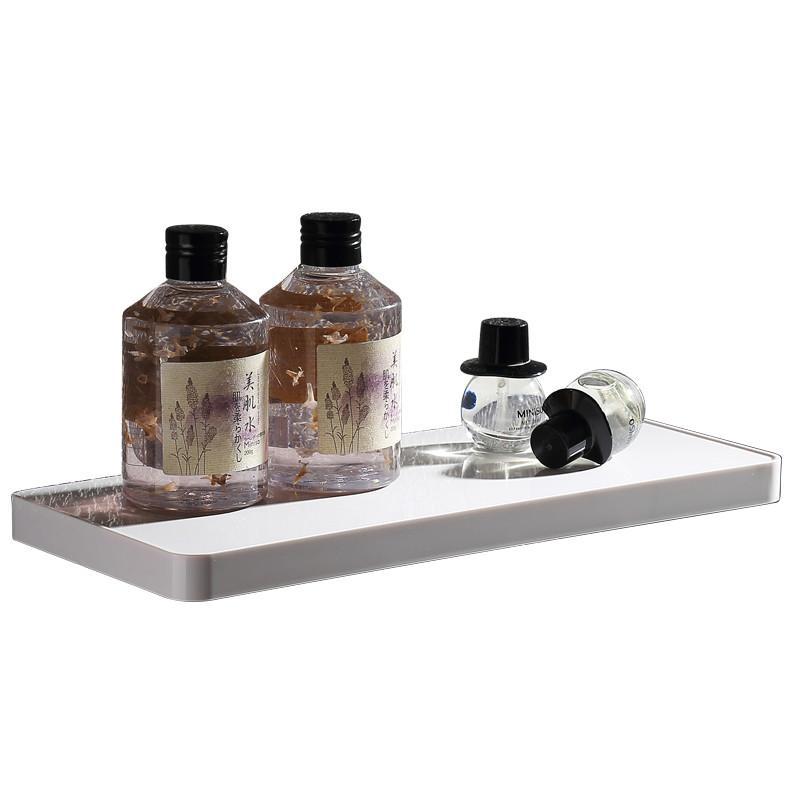 不锈钢厨房置物架 304 卫浴用品置物架浴室挂件卫生间化妆品架