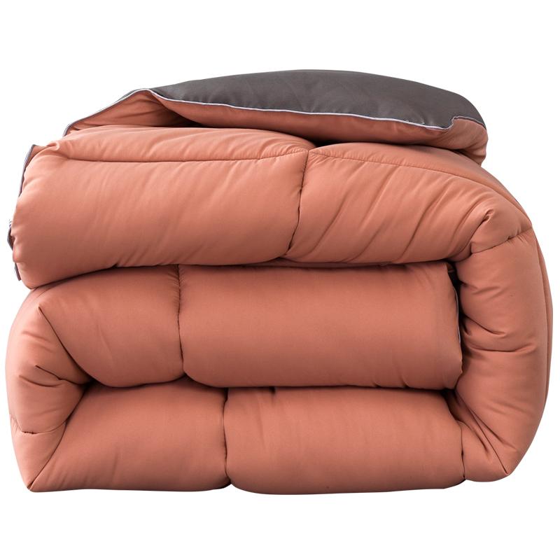 南极人保暖被子被芯冬季被褥纯棉被套套装单人双人被子加全棉被套