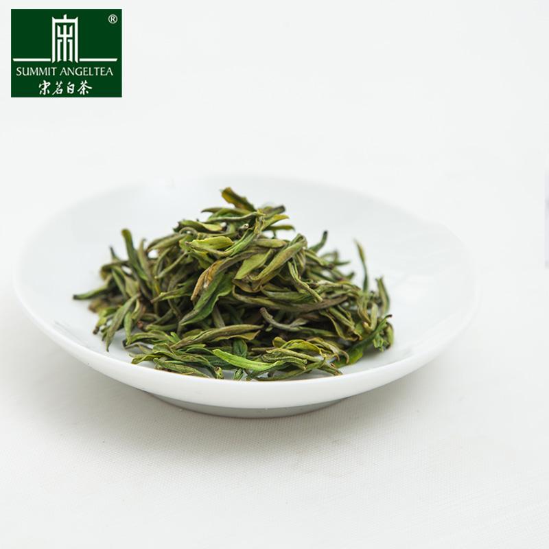 49.5g 宋茗安吉白茶明前特级精品新茶叶珍稀春茶绿茶原产地
