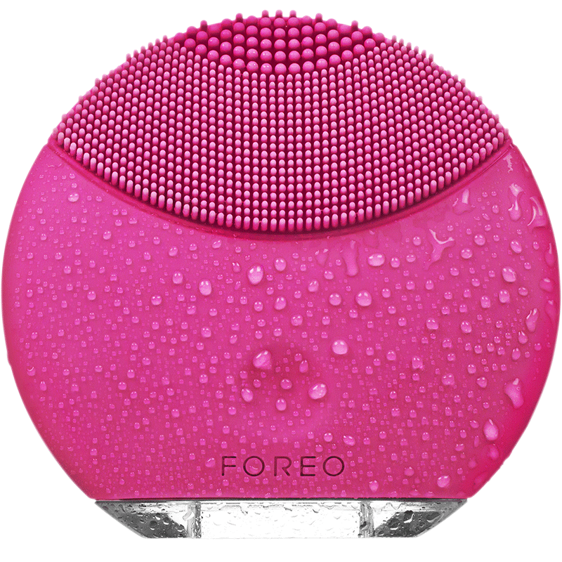 FOREO LUNA mini硅胶美容仪毛孔清洁器洗脸刷电动洗脸仪洁面仪