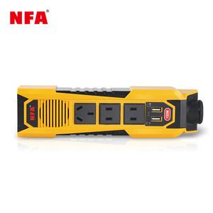 NFA车载逆变器12v24v转220v汽车电源转换器多功能汽车插座充电器
