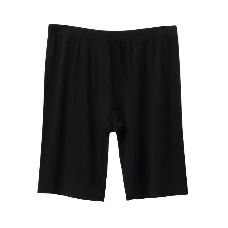 安全裤防走光女夏可外穿莫代尔蕾丝大码三五分保险短裤薄款打底裤主图