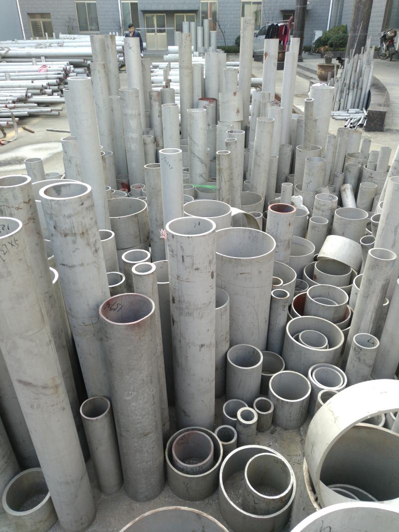304不锈钢管子 空心圆管 无缝工业管材 毛细厚壁管 精密抛光水管