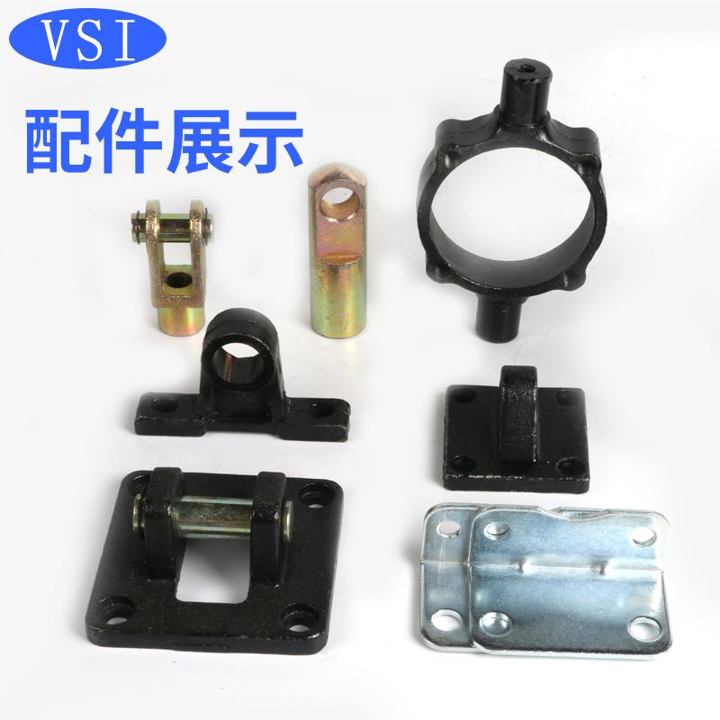 SC标准气缸铝合金气缸标准气缸亚德客气缸SC标准气缸125X25